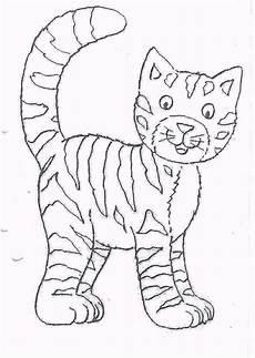 Katzen Ausmalbilder Kostenlos Ausdrucken Katzen Malen Vorlagen Ausmalbilder Fur Euch