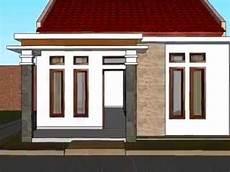 Gambar Inspirasi Desain Rumah Minimalis Ukuran 6x10 Untuk