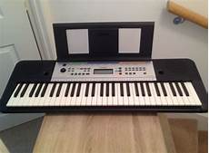 yamaha ypt 255 rent yamaha ypt 255 61 key keyboard in kent wa friendwitha