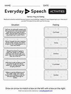 no prep social skills worksheets worksheet creator everyday speech