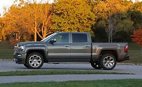 2018 GMC Sierra 1500  Interior Review Car And Driver