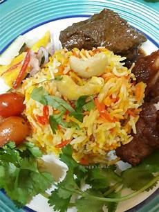 Resipi Nasi Minyak Yang Simple Cepat Sedap Hidang