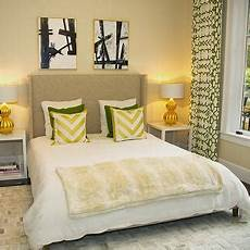 Yellow And Green Bedroom Decorating Ideas by Brown And Green Bedroom Eclectic Bedroom Colordrunk