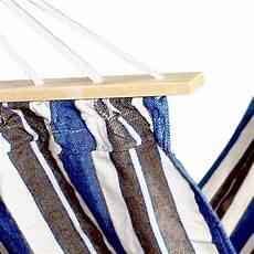 amaca in legno amaca in cotone con supporto in legno cm 200x100