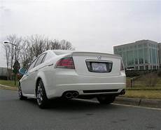 2007 acura tl type s 5at 1 4 mile drag racing timeslip