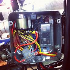 Small Electrical Box For Chopper 10 Yamaha Xs650 Forum