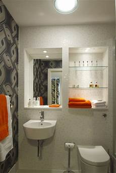 funky bathroom wallpaper ideas funky bathroom modern bathroom by adrienne chinn design
