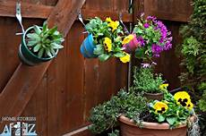 Garden Do It Yourself Fence Planter Home Stories