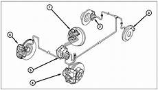 repair anti lock braking 1990 audi v8 electronic valve timing repair guides anti lock brake system wheel speed sensors autozone com