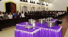 Perjamuan Kudus Jumat Agung 18 April 2014 Gmit Jemaat