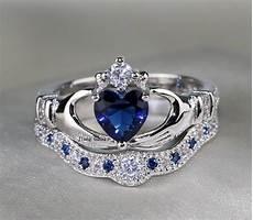 15 inspirations of diamond claddagh engagement wedding