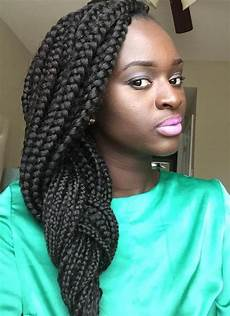 Box Braids In Style