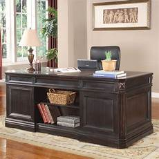 executive home office furniture sets parker house grand manor palazzo executive desk in 2019