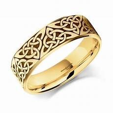 brown newirth 18ct yellow gold 7 0mm celtic wedding ring wedding from mr harold and son uk