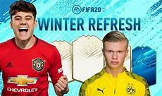 fifa 20 winter upgrades countdown ratings refresh date