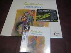 spellbinder by gabor szabo japan replica obi cd
