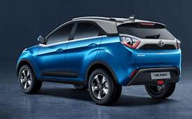 Tata Nexon SUV India Launch Highlights  CarandBike