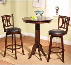 Versatile Table And Stools Bar Set