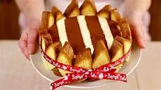 pandoro con crema fatto in casa da benedetta charlotte di pandoro ricetta facile per un dolce di natale bello veloce e senza cottura youtube