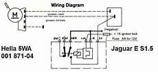 jaguar s type wiper wiring diagram intermittent windscreen wipers the e type