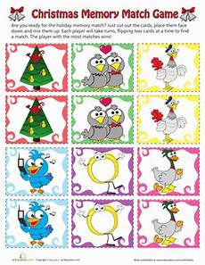 12 days of christmas game worksheet education com