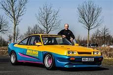 Testfahrt Filmauto Aus Quot Manta Manta Quot Opel Manta B