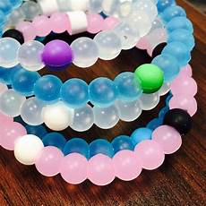 Fortune Bracelets Blue Power Energy You The Power