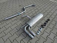 silencer for seat altea 2 0 tdi 170 hp from 05 2006