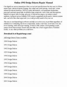 service manual car manuals free online 1993 dodge d250 engine control 1993 dodge ram truck 1993 dodge dakota repair manual online by jackson paul issuu