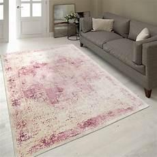 teppich rosa grau vintage teppich ornamente rosa handgefertigt teppich de