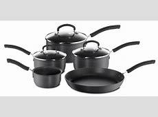 Tefal Expert Cookware Set 5 piece Non Stick Grey Saucepan