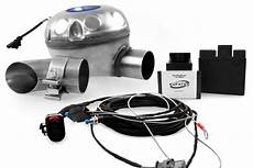 universal complete kit active sound incl booster