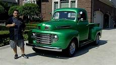 1950 ford f 1 pickup classic muscle car for sale in mi