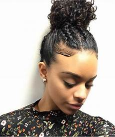 cute hairstyles for mixed curly hair by obsessed hair hair tips hair care curly hair