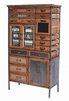 schrank vintage loft style schrank vintage schubladenschrank industrie