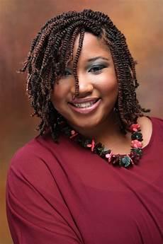 Nubian Twist Hairstyle