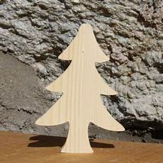 noel en bois d 233 coration bois d 233 coup 233 sapin de noel 10 cm