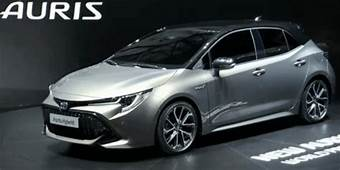 2020 Toyota Auris Price Specs Review Release Date