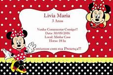 convite aniversrio infantil joaninha convite minnie ateli 234 princess arts elo7