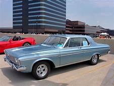 1963 Plymouth Sport Fury 2 Door Hardtop With Custom Wheels