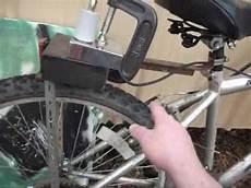 radio bicycle mobile setup