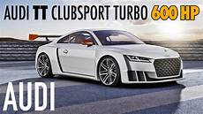 Audi Tt Clubsport Turbo 600 Hp Official Trailer