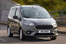 ford tourneo courier drive a credible alternative