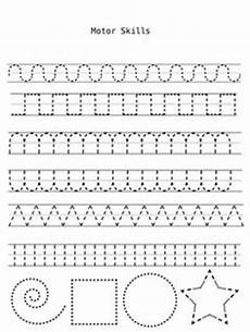 handwriting worksheets for motor skills 20666 14 best images of preschool writing skills worksheets for kindergarten preschool writing