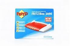 fritzbox 3490 test avm fritz box 3490 ac1750 gigabit modem router review