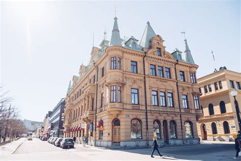 Webcam Sundsvall Torget
