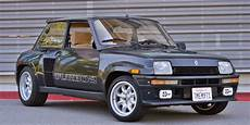 Be A And Buy This Renault 5 Turbo 2 The Mid Engine