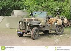Weltkrieg 2 Willy Jeep Usa Redaktionelles Foto Bild