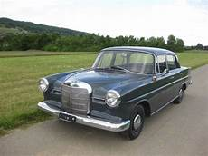 1962 mercedes 190 w110 heckflosse is listed verkauft
