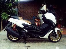 Modif Lu Belakang Nmax by Modifikasi Yamaha Nmax Percantik Penilan Dengan